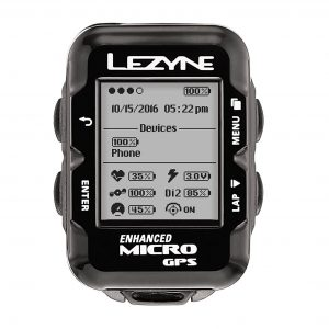 Lezyne Micro GPS Cycling Computer