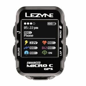 Lezyne Micro C GPS Cycling Computer