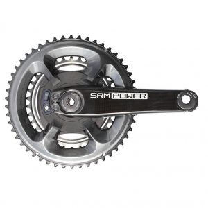 SRM Origin Road Carbon Power Meter with DURA-ACE 9100 chainrings