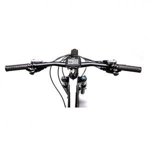 Stages Dash Mountain Bike Bar Mount on a mountain bike