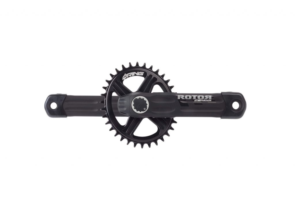 ROTOR 2INpower MTB Crankset Power Meter