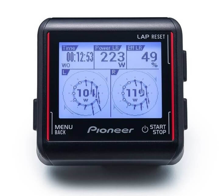 Pioneer GPS Cycle Computer