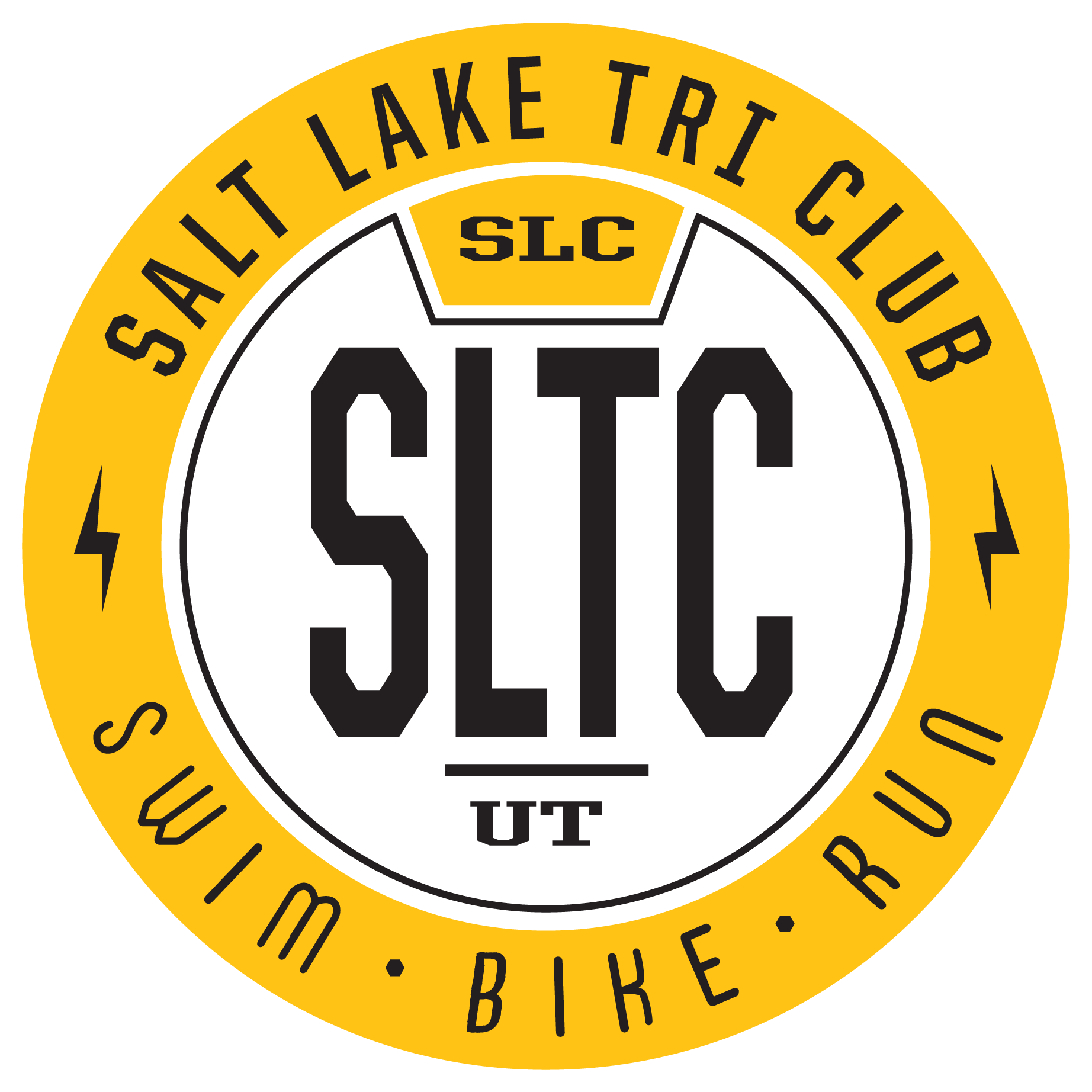 Salt Lake Tri Club logo