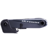 WATTEAM POWERBEAT Cover Kit on a Shimano Ultegra crank arm