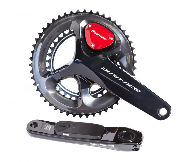Pioneer Shimano DURA-ACE 9100 Dual-Sided Crankset