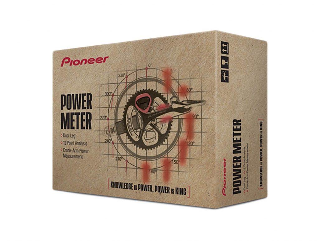 Pioneer Power Meter Right Leg Upgrade Kit