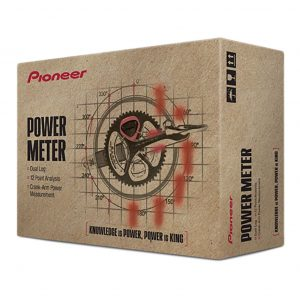 Pioneer Power Meter Right Leg Upgrade Kit - Gen. 2