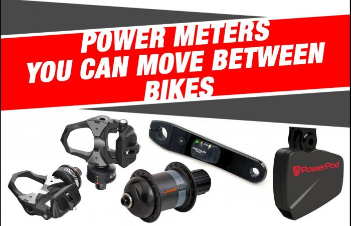 Power Meters You Can Move Between Bikes banner image