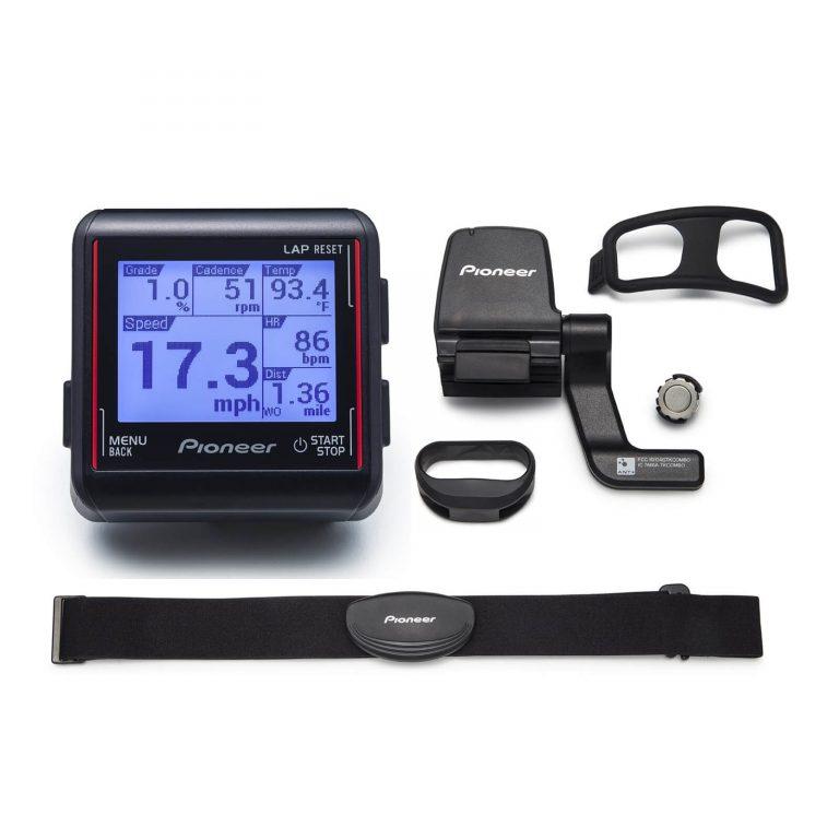 Pioneer GPS Cycle Computer Bundle