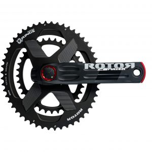 2INpower DM ROTOR Power Meter with oval rings
