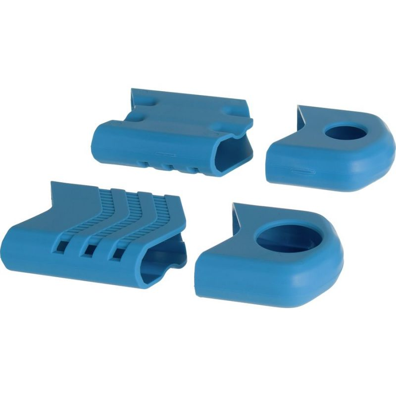 ROTOR 2INpower MTB Bumper Set - Blue