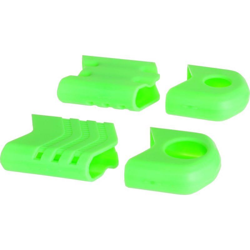 ROTOR 2INpower MTB Bumper Set - Green