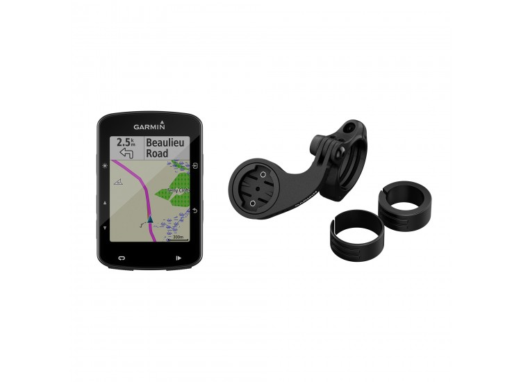 Garmin Edge 520 Plus Mountain Bike Bundle