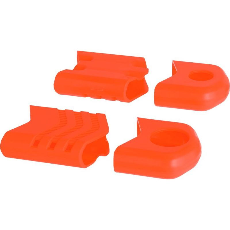 ROTOR 2INpower MTB Bumper Set - Orange