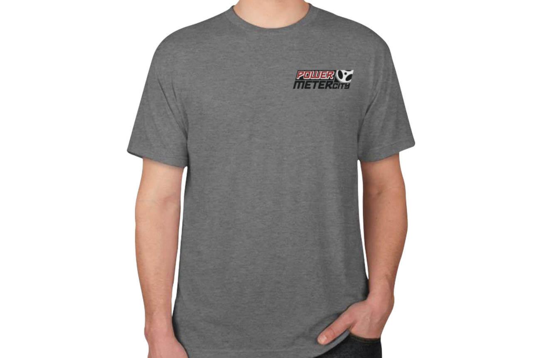 Grey Pmc T Shirt Power Meter City