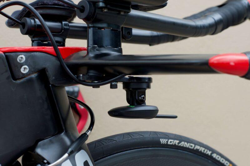 Aeropod Power Meter with Garmin Combo TT Mount – Aero Bars