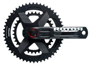ROTOR 2INpower DM Power Meter with round rings