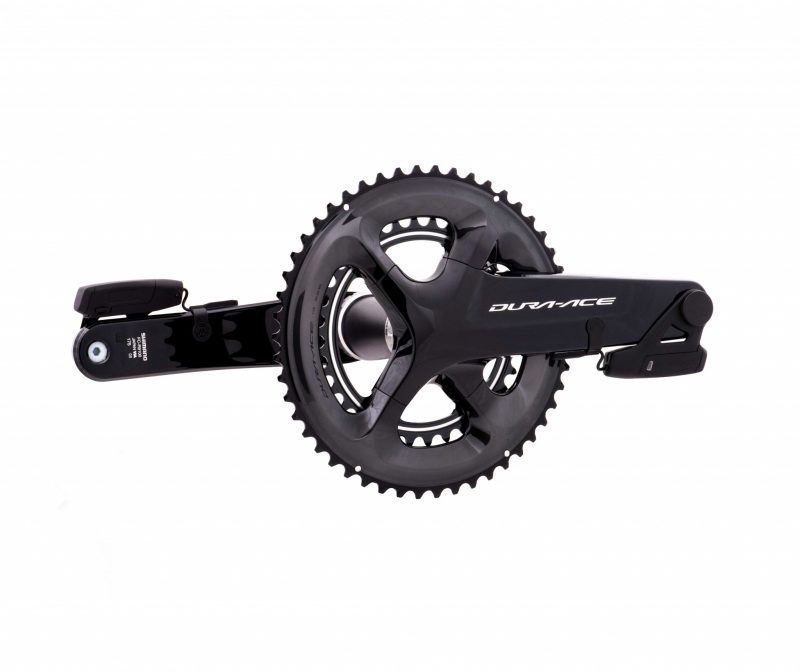 WATTEAM Power Meter on Shimano DURA-ACE 9100 crankset