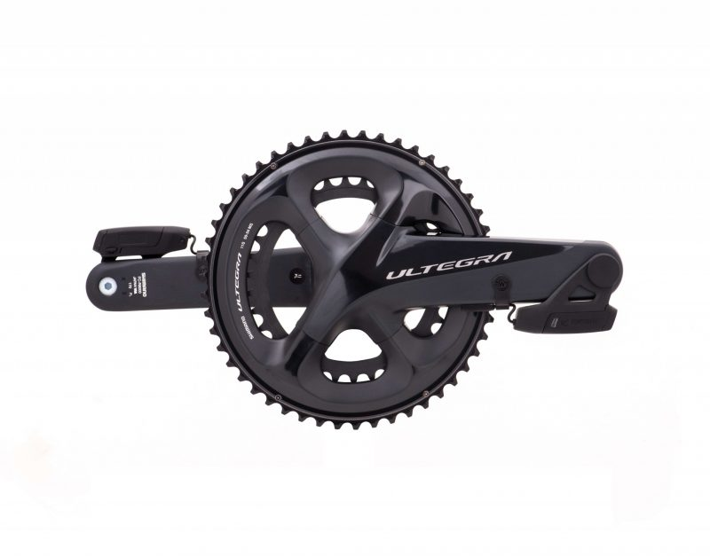 WATTEAM POWERBEAT G3 Power Meter on Shimano Ultegra R8000 crankset