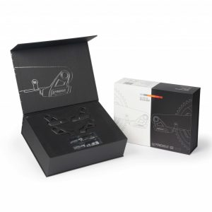 WATTEAM POWERBEAT G3 2x2 Power Meter in black box