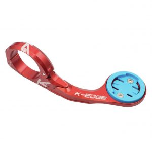 K-EDGE Wahoo ELEMNT Mount - Red