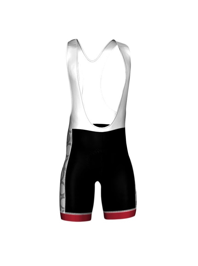 PMC Team Bib Shorts - Front