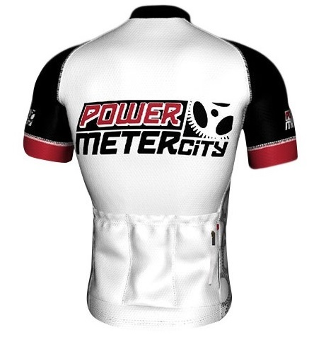 PMC Team Short Sleeve Jersey - Back