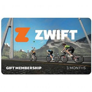 Zwift Membership Gift Card - 3 Months