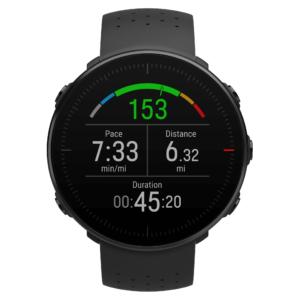 Polar Vantage M Multisport Watch running heart rate