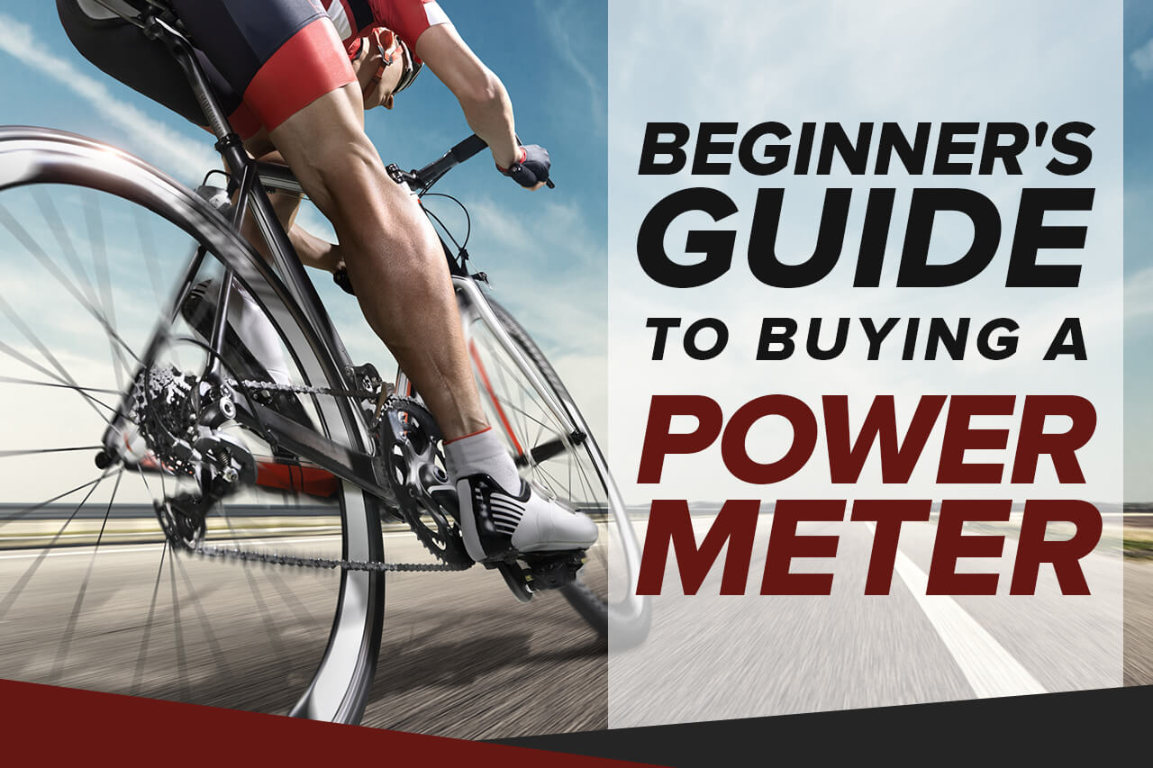 Beginner's Guide to Buying a Power Meter banner image