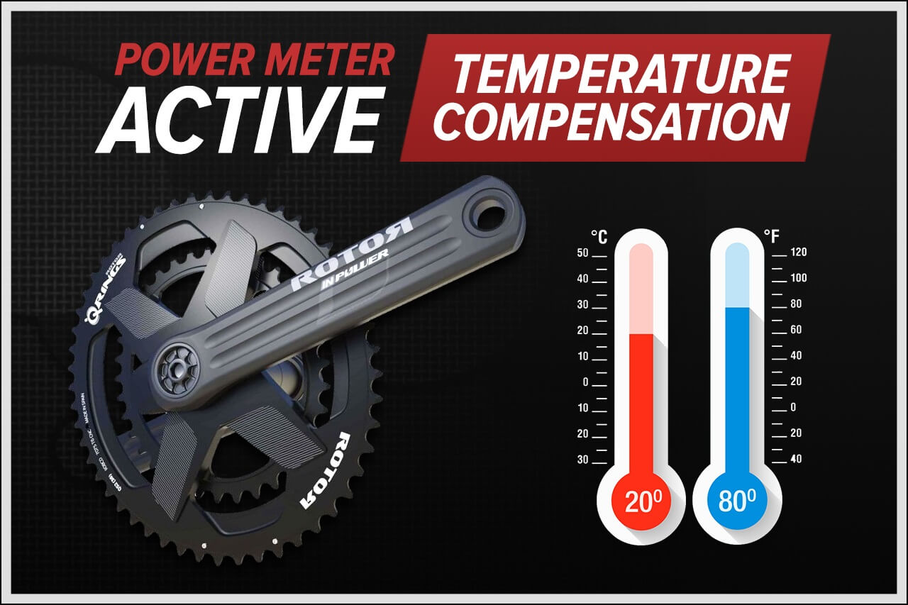 Power Meter Active Temperature Compensation