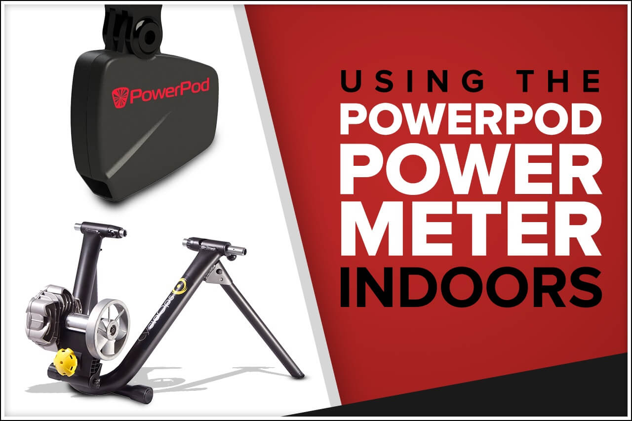 Using the PowerPod Power Meter Indoors