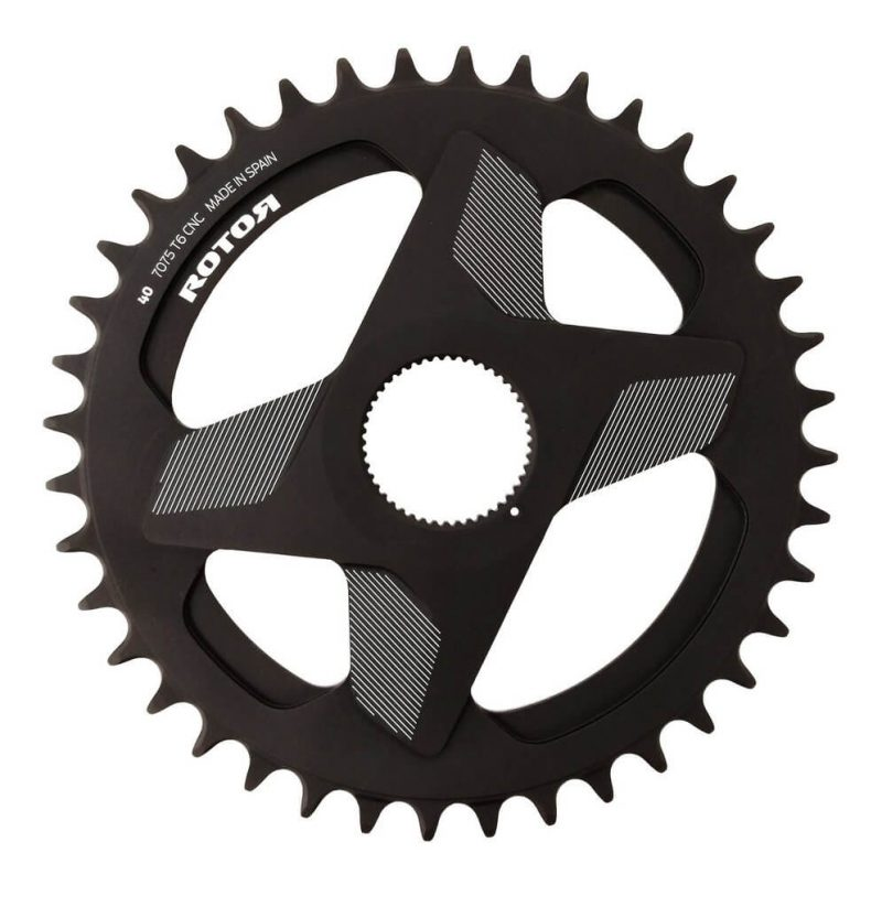 ROTOR Direct Mount 1X Road Chainring - Round