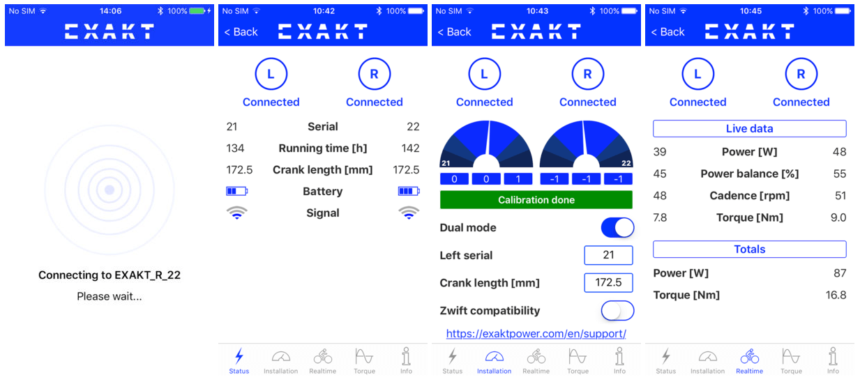 EXAKT Power App