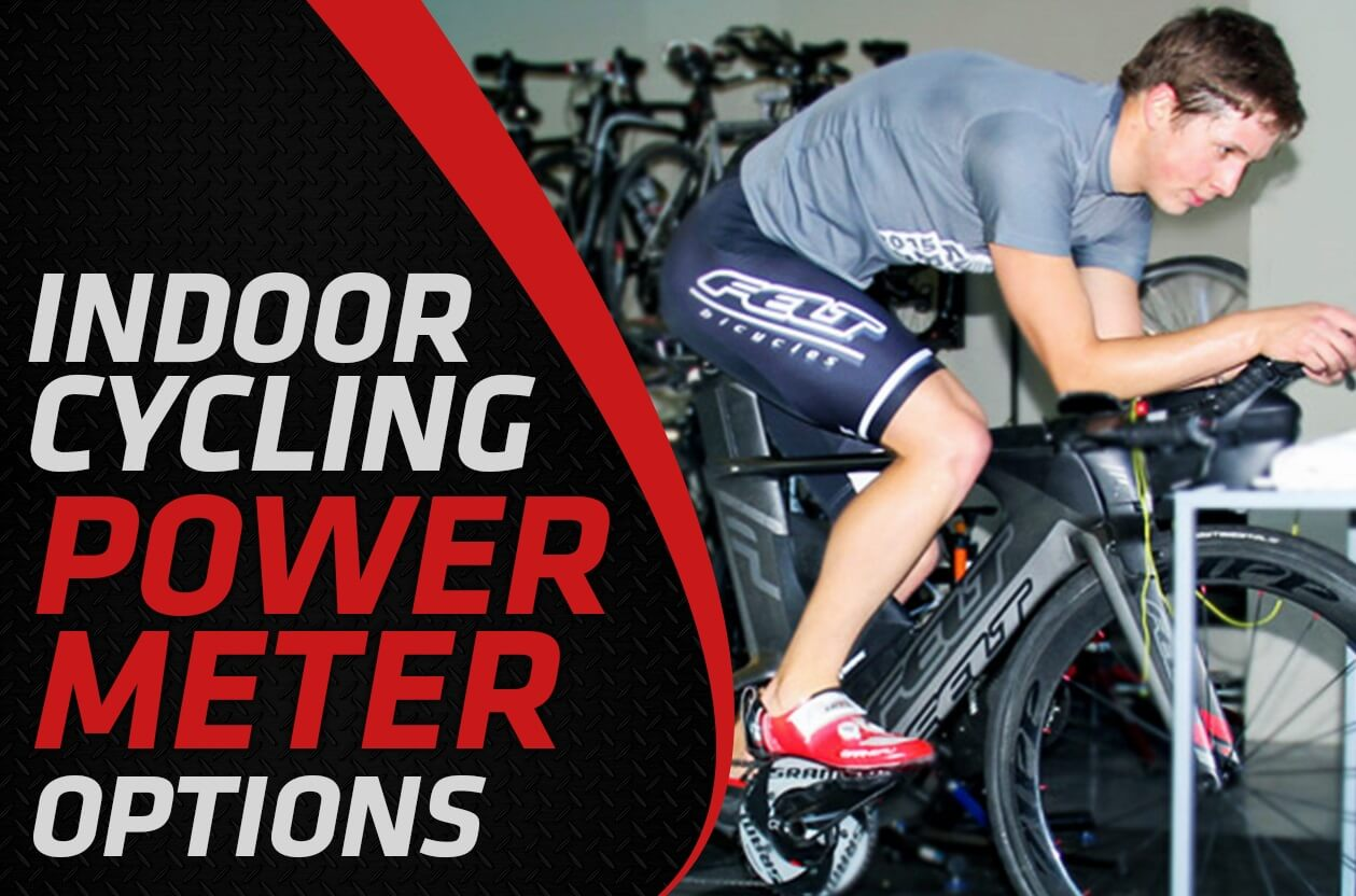 Banner image for our indoor cycling power meter options article