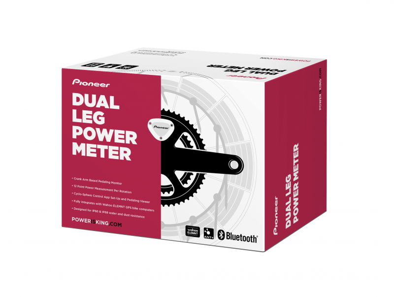 Pioneer Power Meter Dual Leg Upgrade Kit - Gen. 3