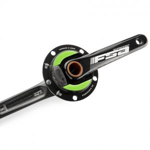power2max NGeco FSA Gossamer BB386EVO Power Meter Crankset. 110 BCD