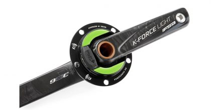 power2max NGeco FSA K-FORCE BB386EVO Power Meter Crankset. 110 BCD