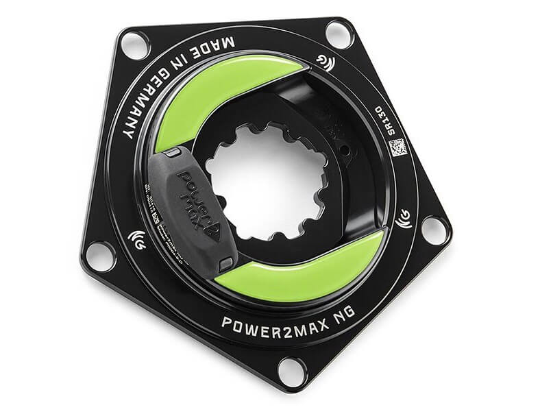 power2max NGeco SRAM Road Power Meter. 130 BCD