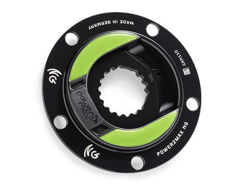 power2max NG Cannondale Road Power Meter. 110 BCD