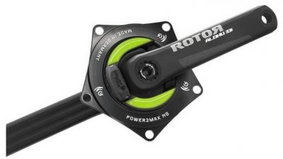 power2max NGeco ROTOR ALDHU Track Power Meter