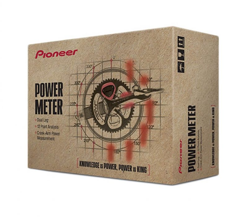 Pioneer Power Meter Dual Leg Upgrade Kit - Gen. 2