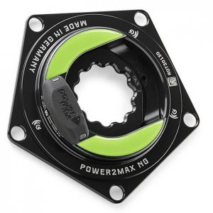 power2max NGeco ROTOR 3D+ Road Power Meter. 130 BCD