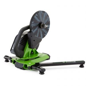 Rear right view of Kinetic R1 Direct Drive Smart Trainer