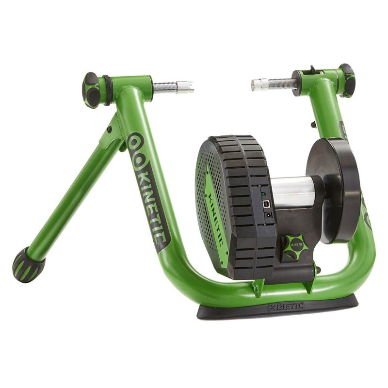 Kinetic Road Machine Control Trainer image from side