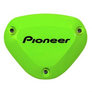 Pioneer Power Meter Color Caps - Green