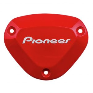 Pioneer Power Meter Color Caps - Red