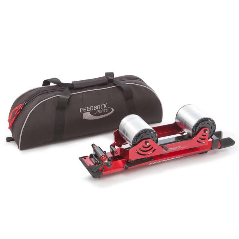 Feedback Sports Omnium Zero-Drive Portable Trainer with Tote Bag