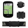 Garmin Edge 530 GPS Cycling Computer Sensor Bundle
