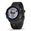Garmin Forerunner 245 GPS Music Running Smartwatch - Black